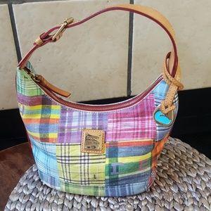 Dooney& Bourke small bucket shoulder bag
